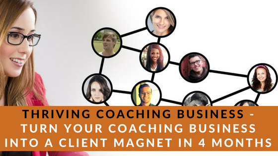 thriving coaching business