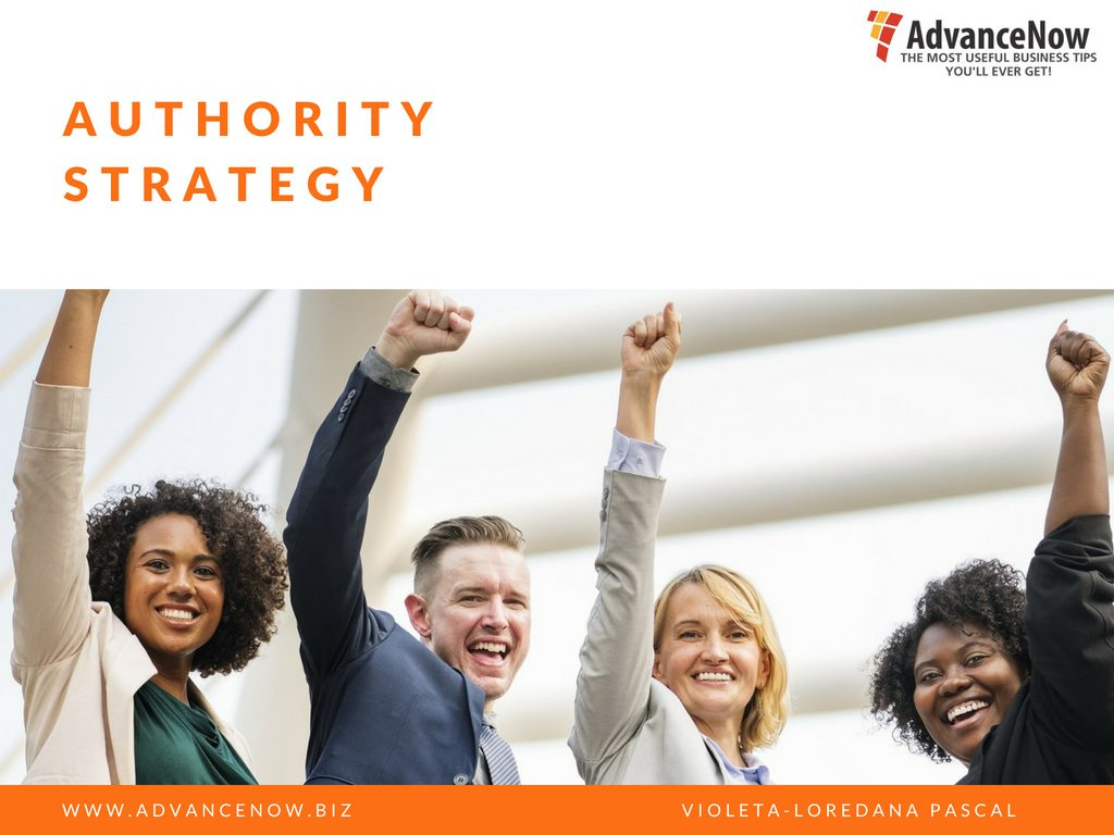 Authority Strategy - Go from unknown to a client magnet